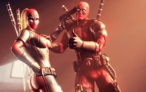 Deadpool, video games