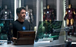 Robert Downey Jr., Iron Man 2, Tony Stark, Iron Man