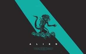 Alien movie, artwork, movies