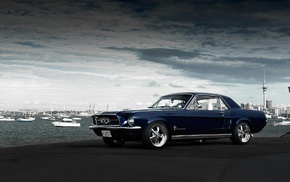 car, Ford, Ford Mustang