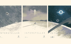 Film posters, Interstellar movie, movies, movie poster