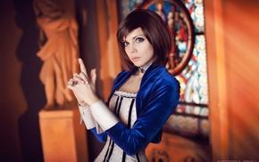 cosplay, BioShock, Frosel, BioShock Infinite, Elizabeth BioShock