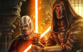 Darth Malak, Darth Revan, Darth Vader, Star Wars