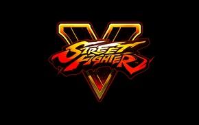 video games, Street Fighter, black, digital art