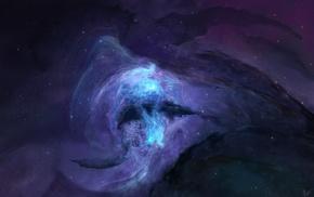 nebula, JoeyJazz, space