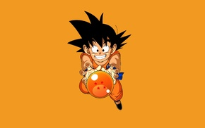 Dragon Ball Z, Son Goku, Dragon Ball, Kid Goku, anime