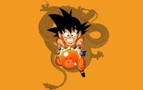 Dragon Ball Z, anime, Dragon Ball, Son Goku, Kid Goku