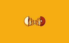 Raichu, Pokemon, Matryoshka dolls, Pikachu, Pok Balls, minimalism