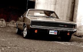 Dodge Charger, car, Dodge Charger Hellcat, Dodge
