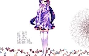 Toujou Nozomi, Love Live, long hair, anime girls