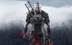 The Witcher 3 Wild Hunt, Geralt of Rivia, The Witcher, video games