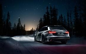 camouflage, Audi, audi quattro, RS6, Quattro, Audi RS6 Avant