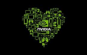 hearts, controllers, Nvidia