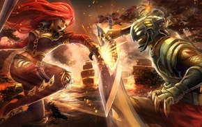 League of Legends, Katarina du Couteau, Master Yi