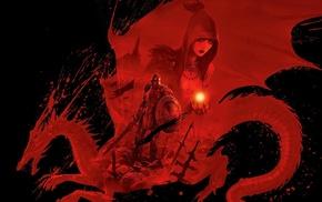 Morrigan character, Dragon Age