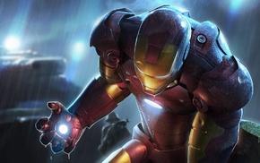 Marvel Cinematic Universe, Iron Man, Tony Stark
