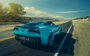 car, blue cars, Chevrolet