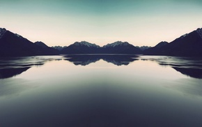 water, ice, shadow, mountain, landscape, photography