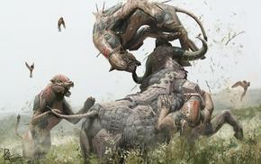 buffalo, science fiction