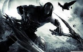death, Darksiders 2, video games, PC gaming, Darksiders