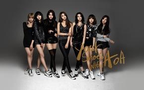 Jimin, Choa, Korean, Yuna Seo, Kwon Mina, Seolhyun