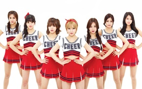 Kwon Mina, girl, Choa, K, pop, Asian