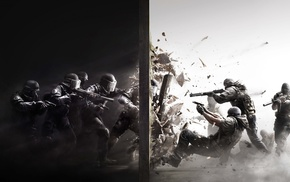 Rainbow Six Siege, video games, Rainbow Six