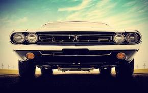 Dodge, muscle cars, car, Dodge Challenger