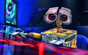 Disney, WALLE, Pixar Animation Studios