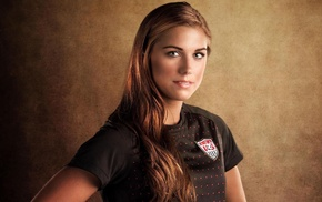 soccer girls, USA, Alex Morgan, athletes