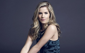 actress, girl, Emily Bett Rickards