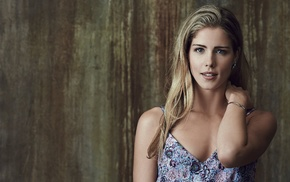 Emily Bett Rickards, actress, girl, Arrow TV series