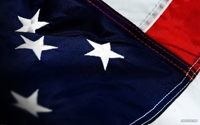 Stars and Stripes, flag, USA