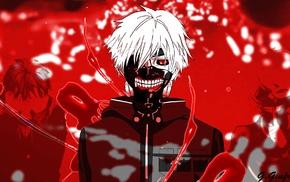 Kaneki Ken, anime, Tokyo Ghoul