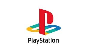 PlayStation, video games, logo