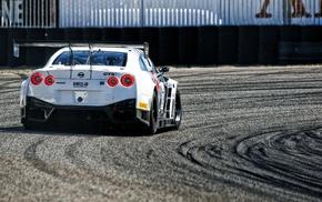 racing, race cars, Nissan GT, R NISMO, Nissan Skyline GT, R R35