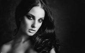 Georgiy Chernyadyev, girl, model, Alla Berger