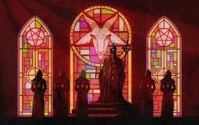 Lucifer, Ghost B.C., Satan, Papa Emeritus, church, ghost
