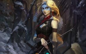 The Banner Saga, fantasy art