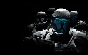 Star Wars Republic Commando, clone trooper, Star Wars, video games