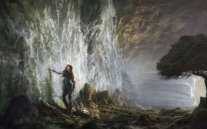 digital art, surreal, fantasy art