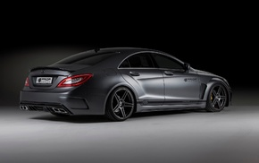 Prior Design, Mercedes, Benz CLS, Benz CLS PD550 Black Edition, Benz