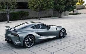 Toyota FT, 1, Toyota