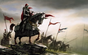 fantasy art, knight, medieval, knights