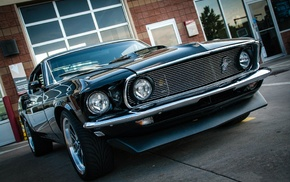 Ford, Ford Mustang, car, muscle cars