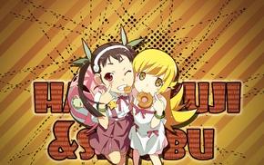 Oshino Shinobu, Monogatari Series, anime, Hachikuji Mayoi
