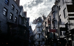 Universal Pictures, Florida, Harry Potter, dragon