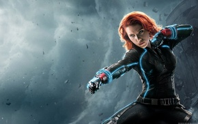 Avengers Age of Ultron, Scarlett Johansson, Black Widow