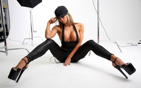 Laura Michelle Prestin, blonde, girl