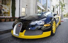 Bugatti Veyron, Bugatti, luxury cars, car